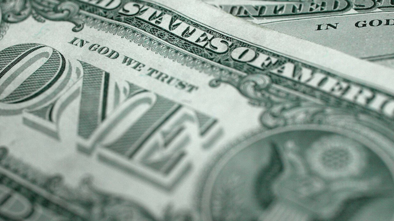 Free money: IRS holding $1 billion in refunds