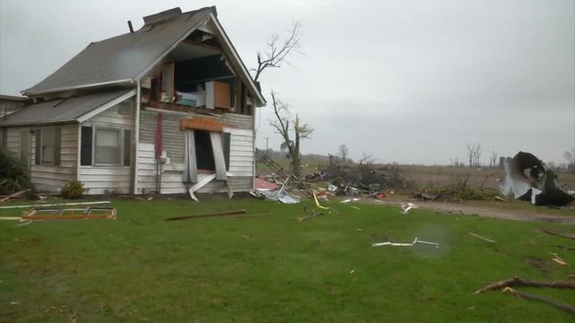 PHOTOS: Jay County storm damage from possible tornado