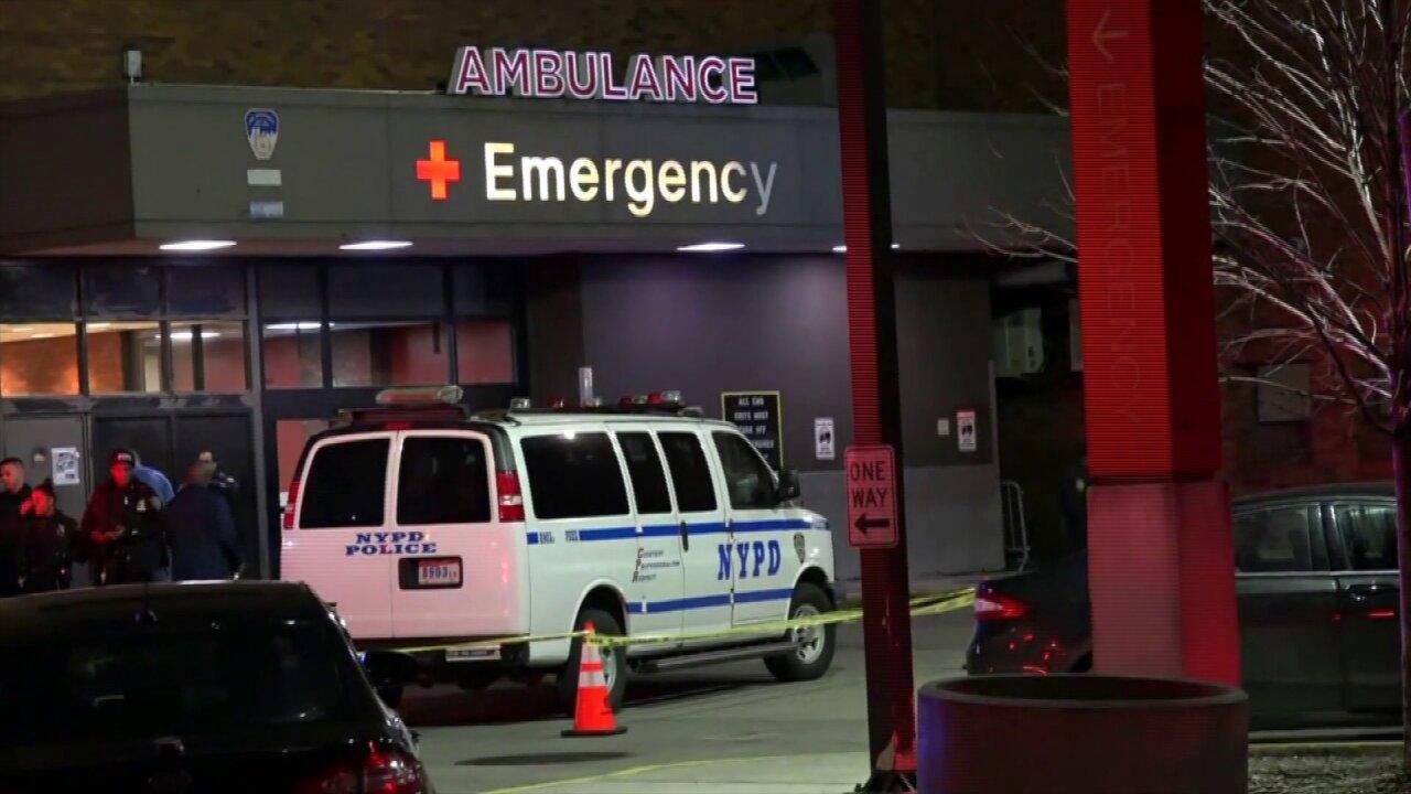 New Hospital Cop Shot bronx .jpeg