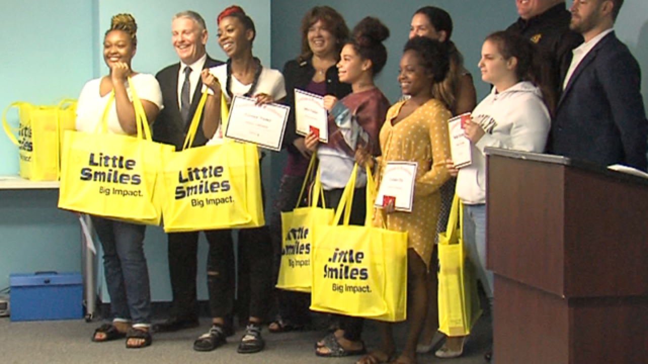 Foster youth celebrate their achievements at graduation ceremony