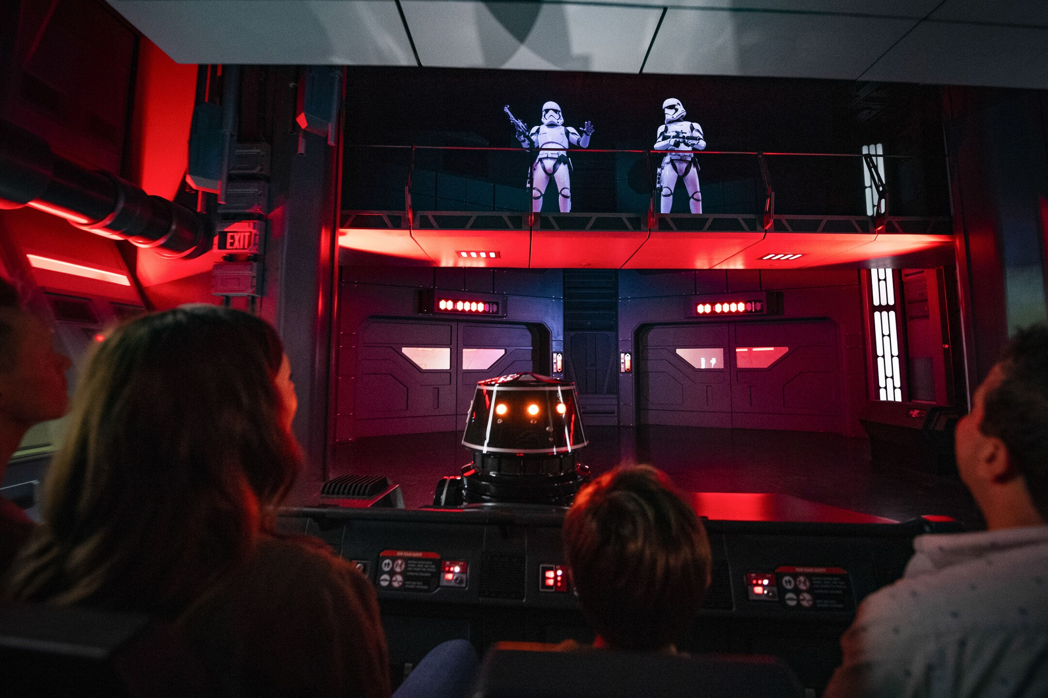 Photos: Star Wars' Rise of the Resistance, Disney's new ride, takes attraction to a whole newlevel