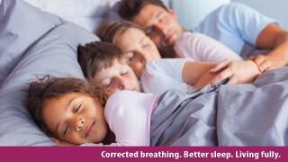 Breathe Correct sleep