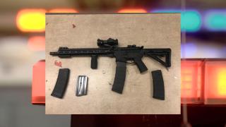 Probation Gun Arrest