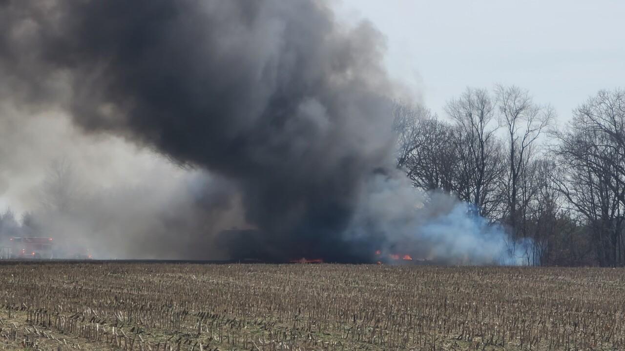 Wayland fire