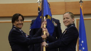 MAFB welcomes new commander for 341st Civil Engineer Squadron