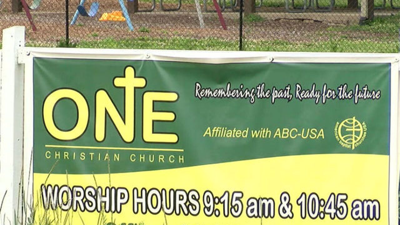 Neighbors want a voice in church construction