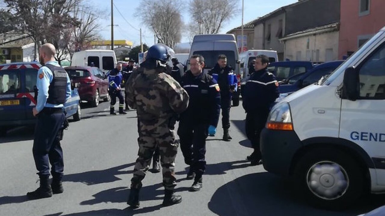 France gunman who killed 3 people shot dead
