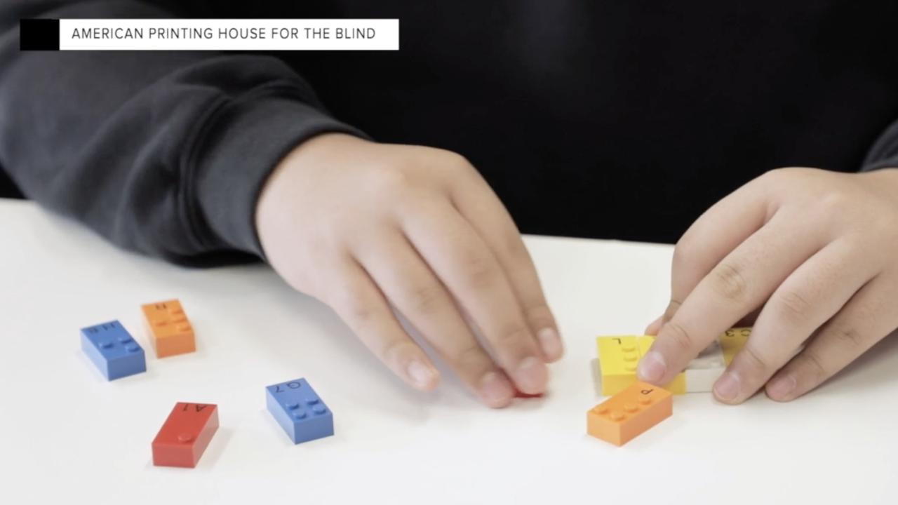 LEGO Braile