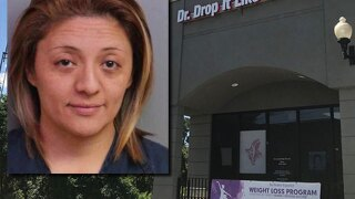 Fake weight loss nurse arrested in Polk Co.