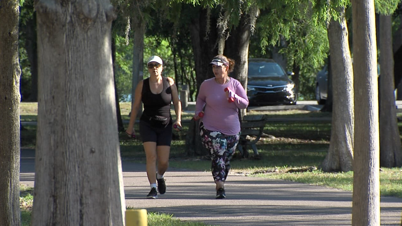 Walking Club: The Mental Health Benefits of Exercise