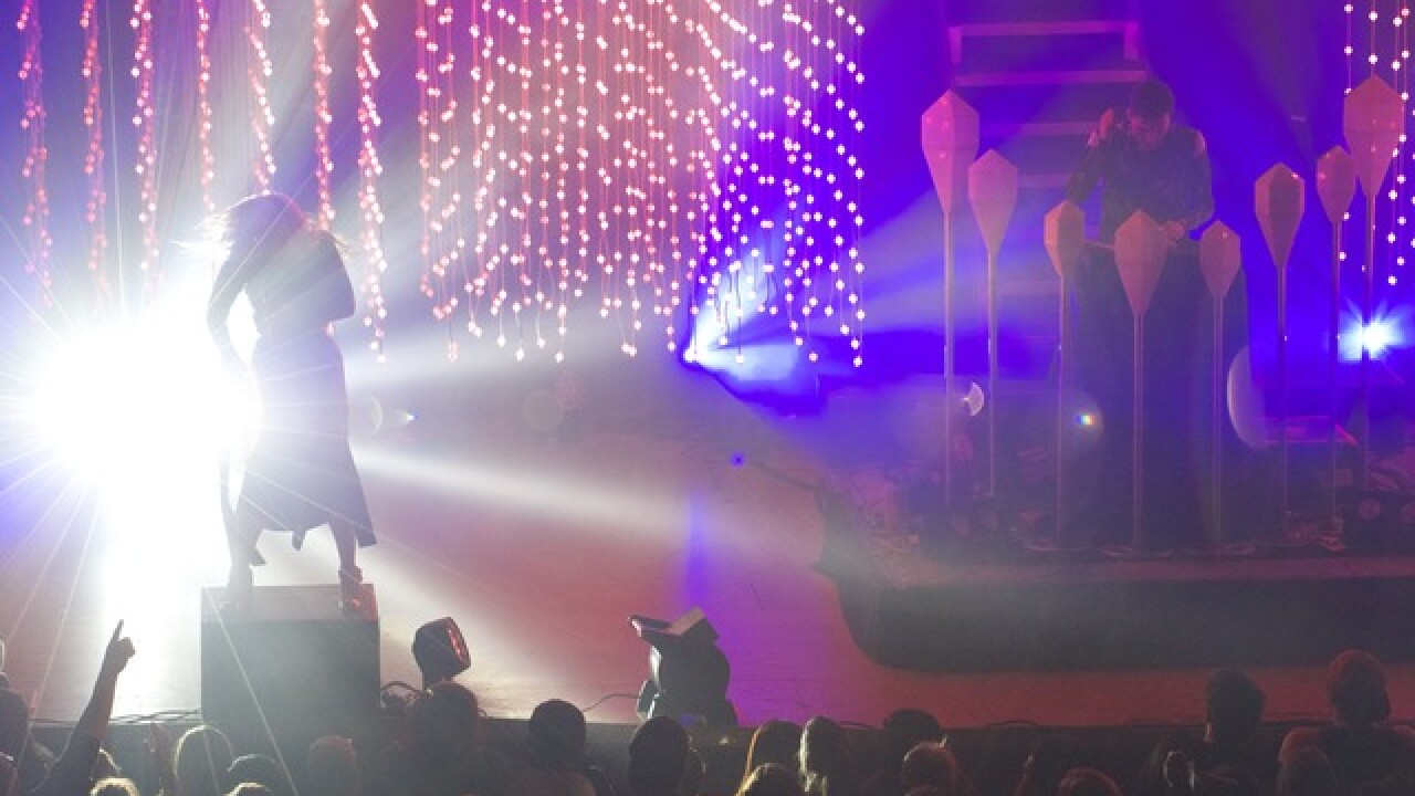 Purity Ring amazes the Ogden Theater crowd