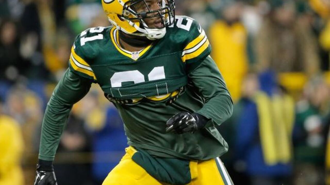 Green Bay Packers' Ha Ha Clinton-Dix to intern at Brown