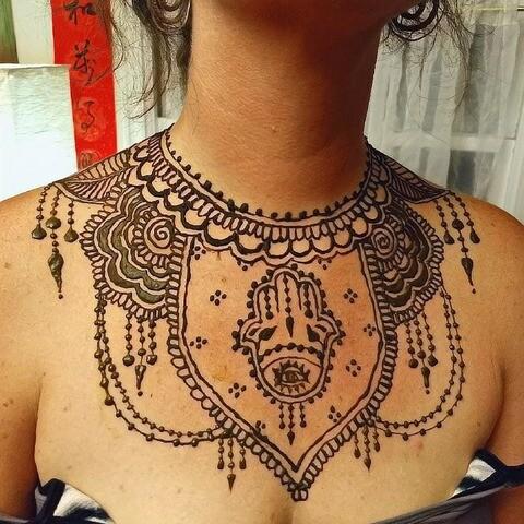 PHOTOS: New Irvington studio offers awesome henna