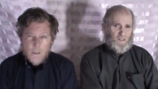 Taliban releases two hostages, including an American, as part of a prisoner swap