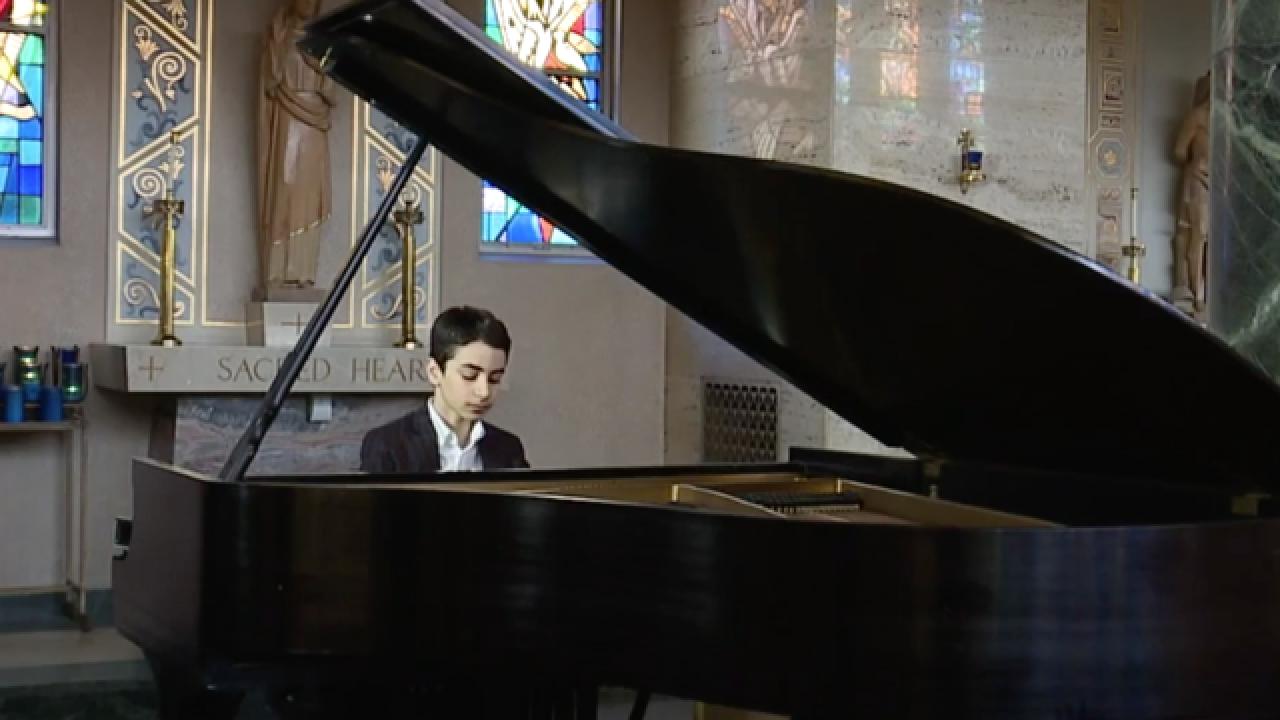Hospital to Carnegie Hall: Boy gets 2nd chance