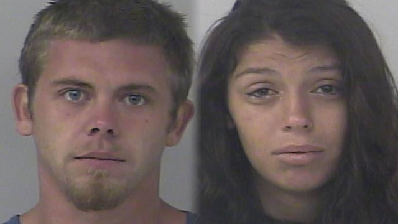 Fort Pierce couple facing robbery/carjacking charges