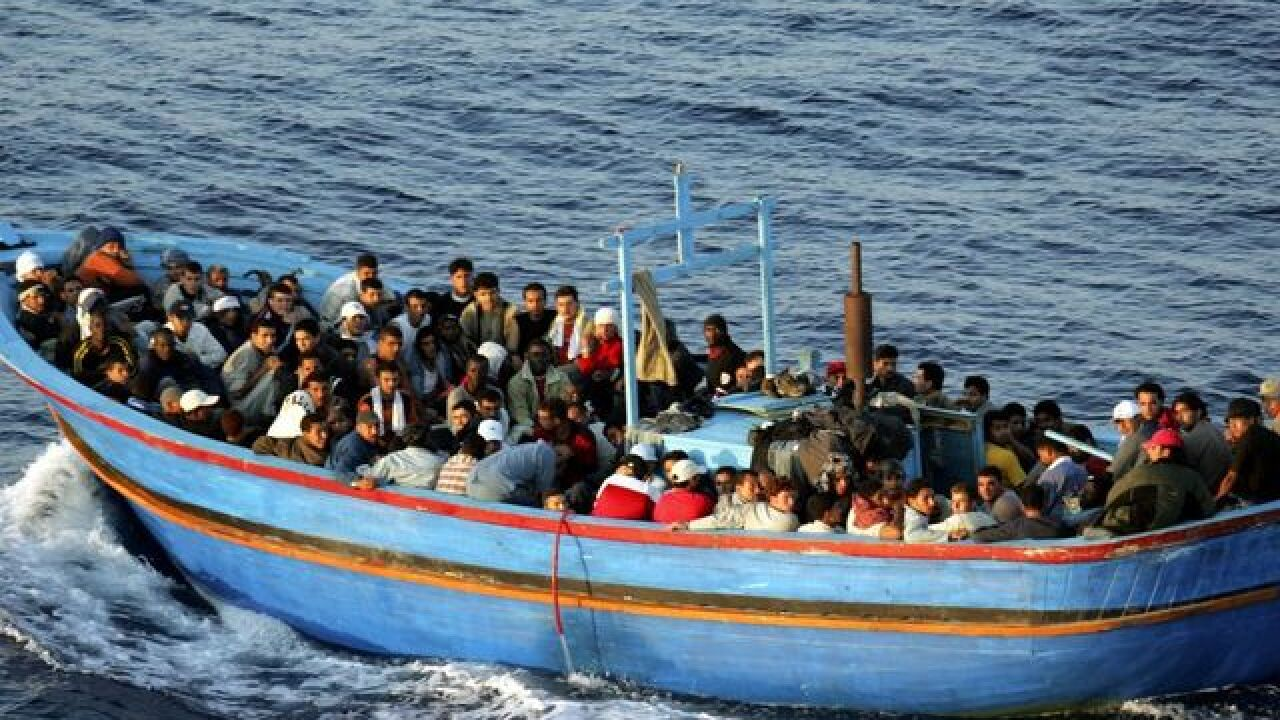 Migrant boat capsizes off Egypt; at least 42 dead