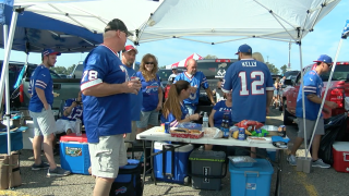 """Donate your beer money"" hopes to give back with unused tailgating cash"