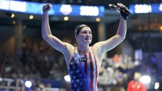 Annie Lazor US Swimming Olympic Trials