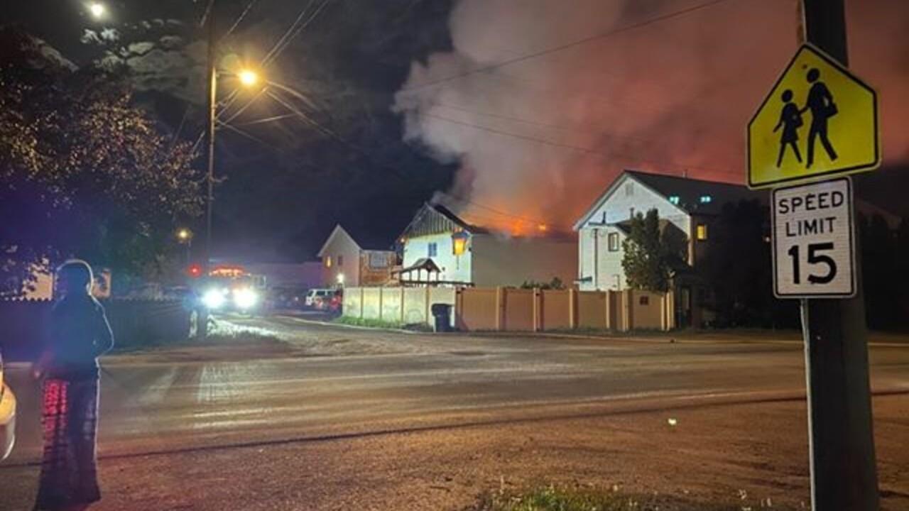 Corvallis Fire July 6