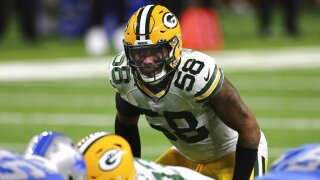 Packers-Players Released