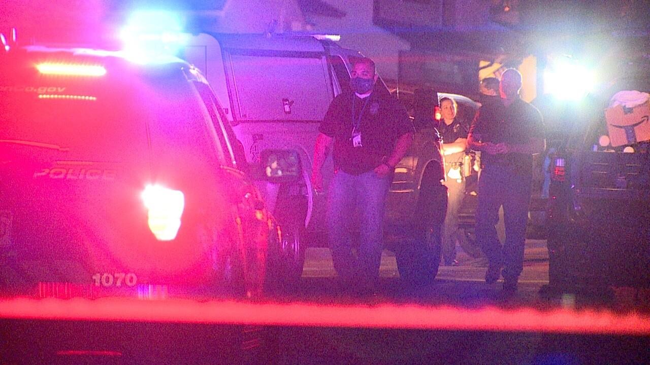 Man in custody after fatal machete attack in Brighton home that left 1 dead