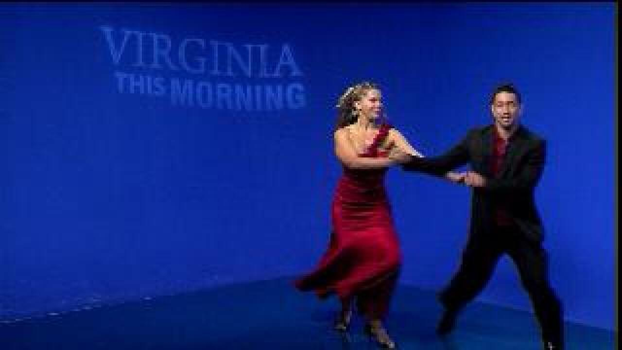 VIRGINIA THIS MORNING: Latin Ballet of Virginia