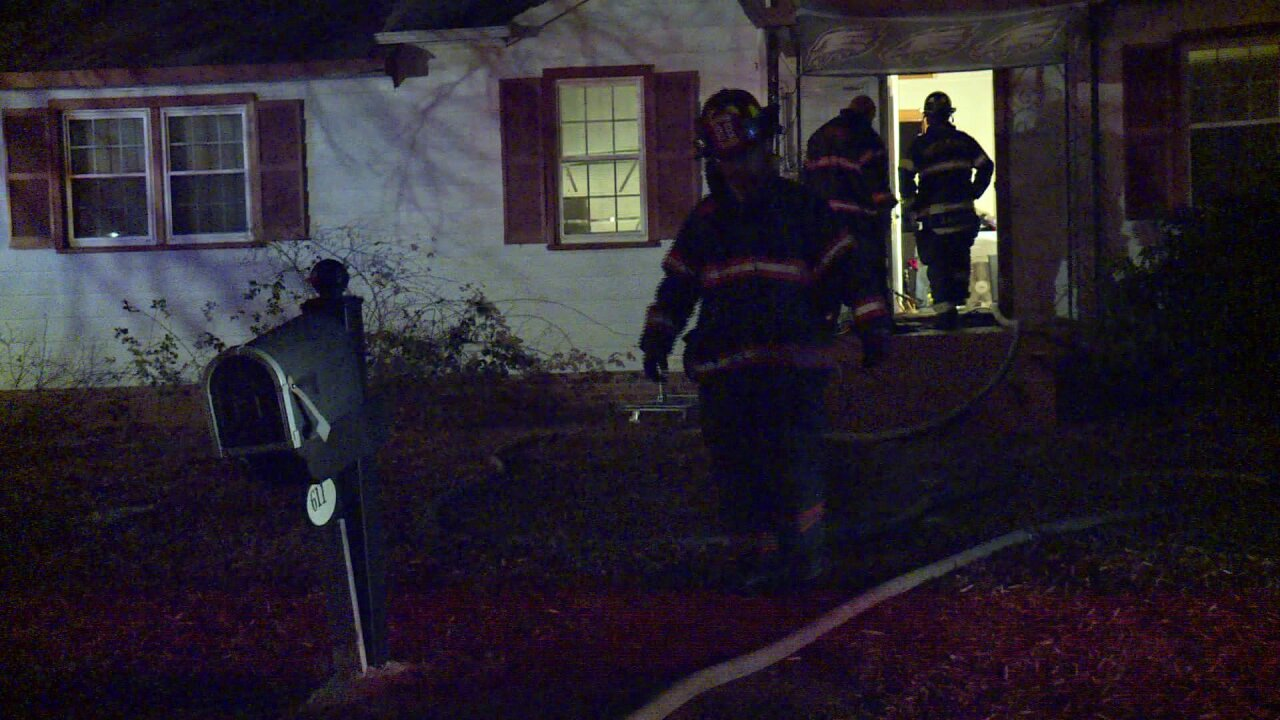 Electrical problem suspected in Richmond house fire
