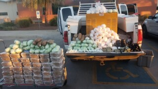 Homeland Security Investigations announced major drug bust in Phoenix