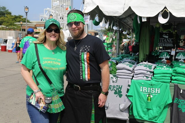 Best Milwaukee Irish Fest outfits this year [PHOTOS]