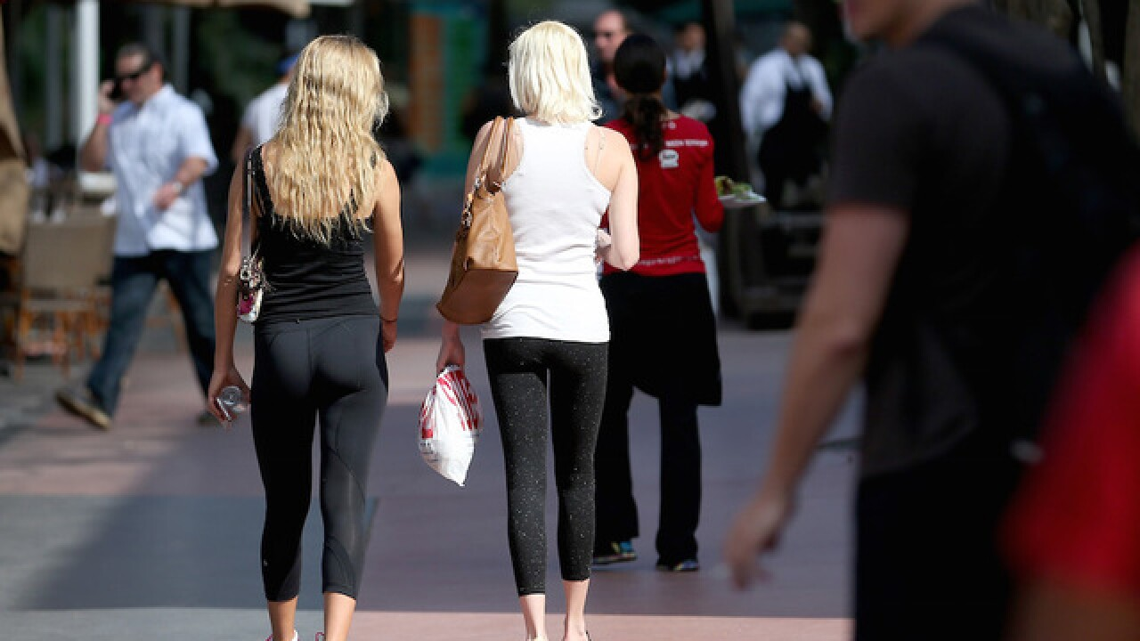 Yoga pants parade planned after man's harsh comments against them