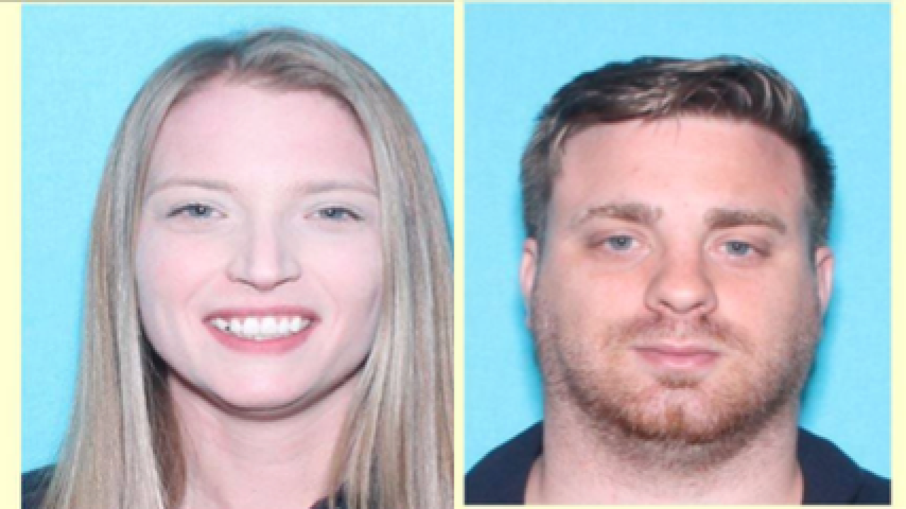 Medical examiner positively identifies bodies found in Oklahoma as Jenna Scott, Michael Swearingin