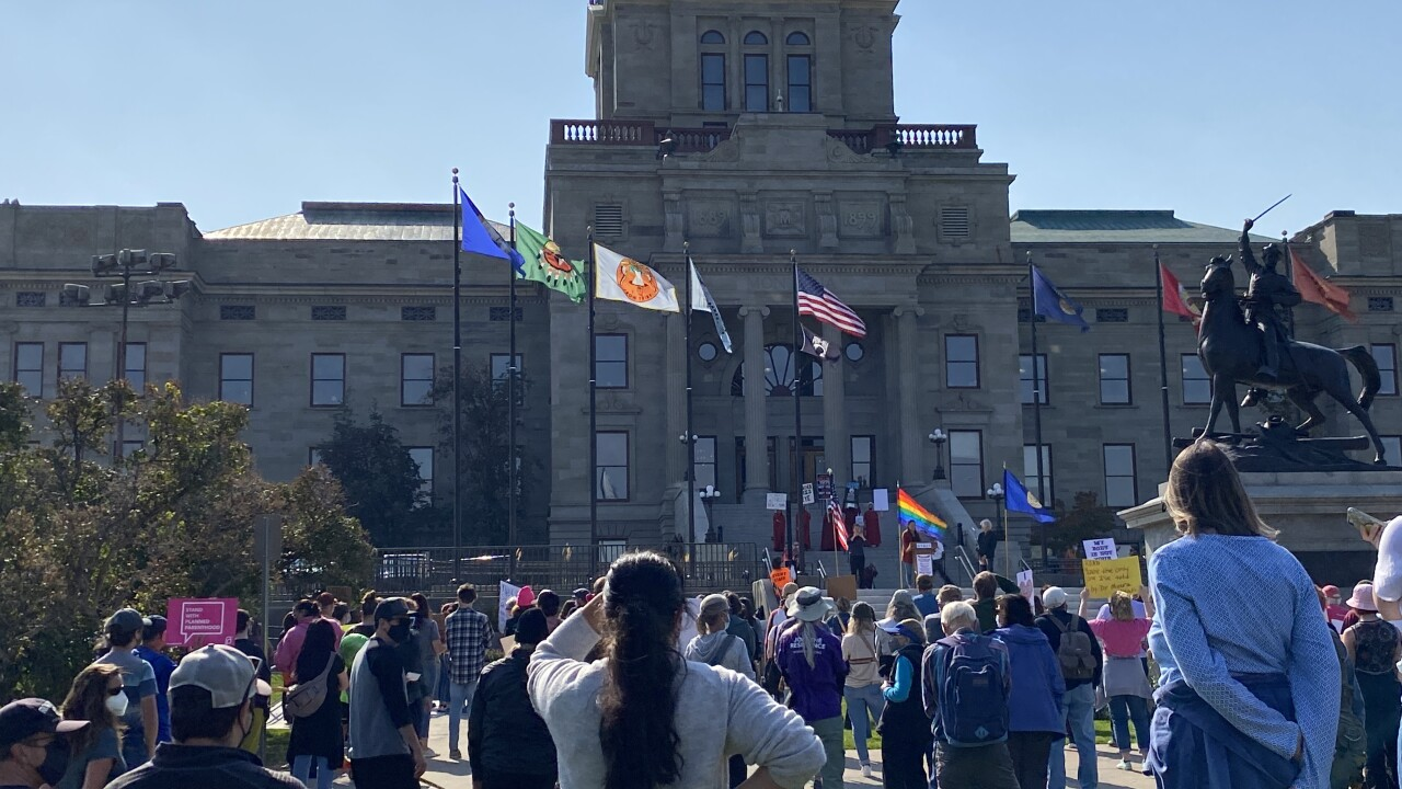 Helena March for Reproductive Rights