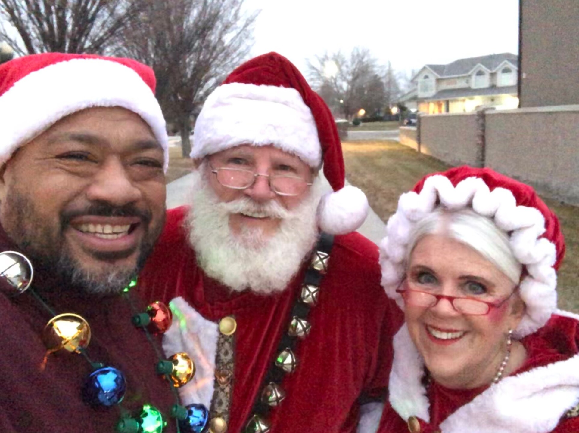 Photos: Big Budah's blog: New Year, new goals and time withfamily