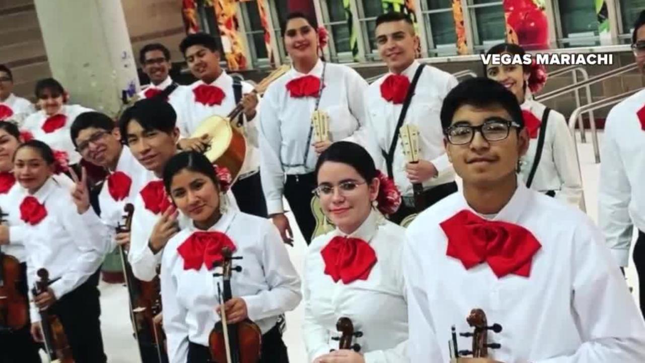 Las Vegas High School Mariachi Joya
