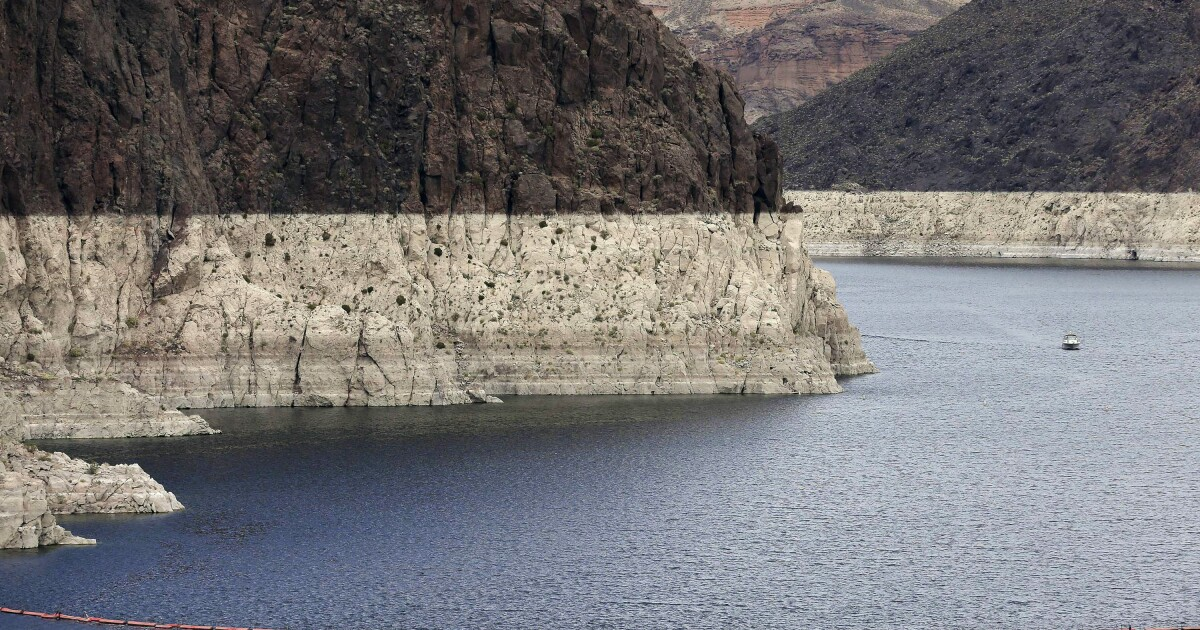 As water levels drop at Lake Mead, Phoenix works to reduce its dependence on Colorado River Water