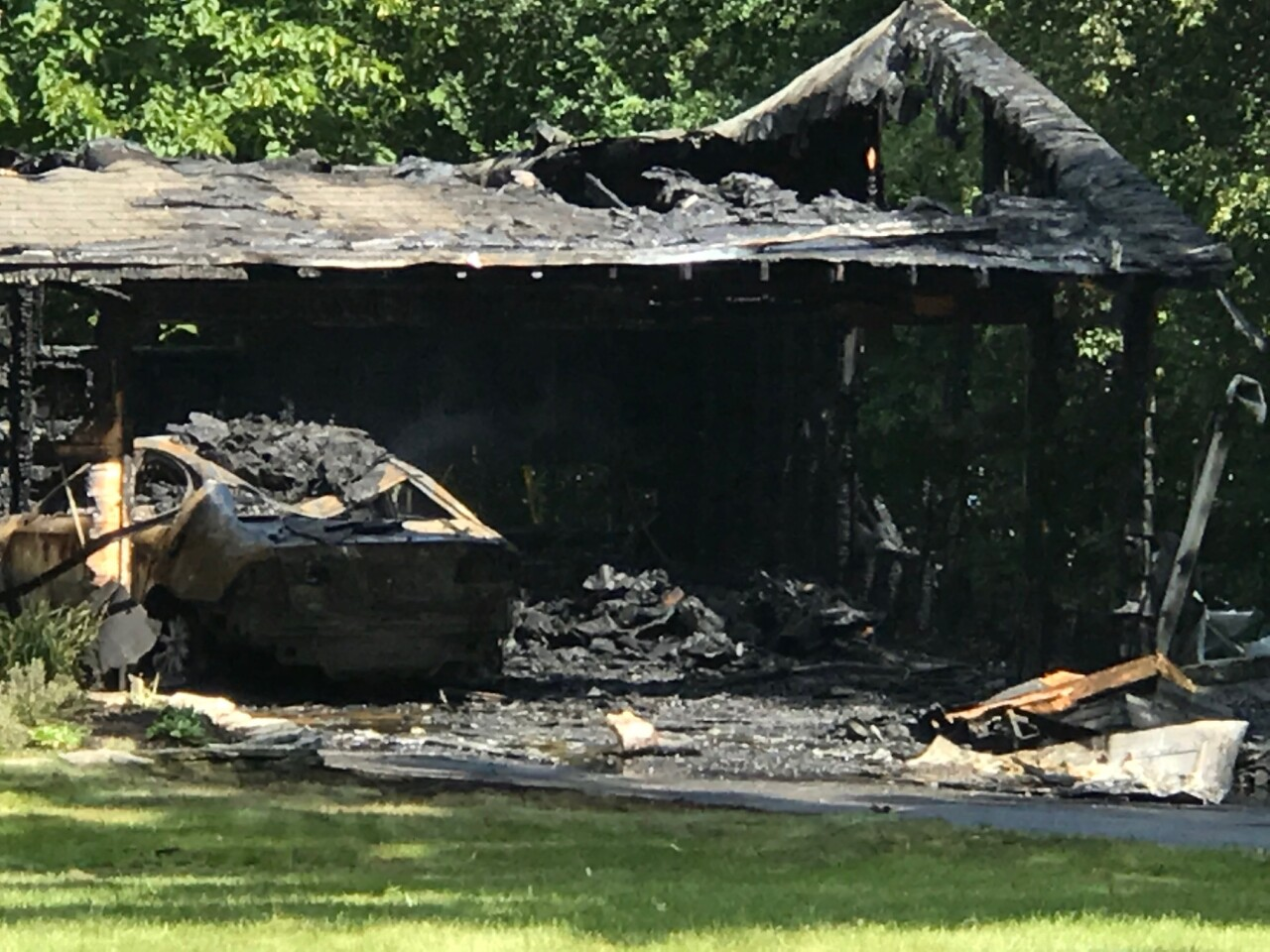 Mequon House Fire
