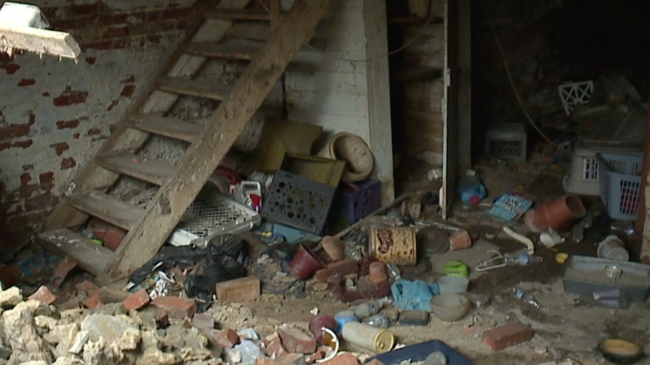 CLE vacant home a hazard to school children, residents wonder why city hasn't taken action