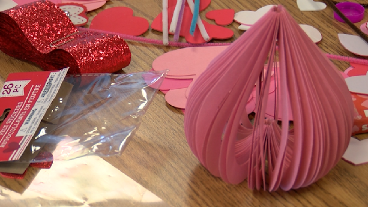 Whitefish High Schoolers tackle project Valentine