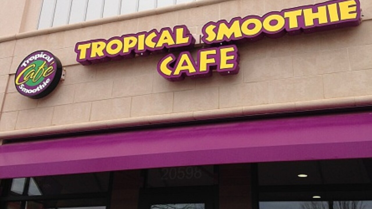 Hepatitis A cases linked to Tropical Smoothie Cafe grow, first lawsuit filed