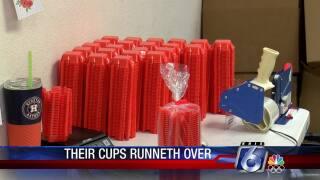 Put-In Cups