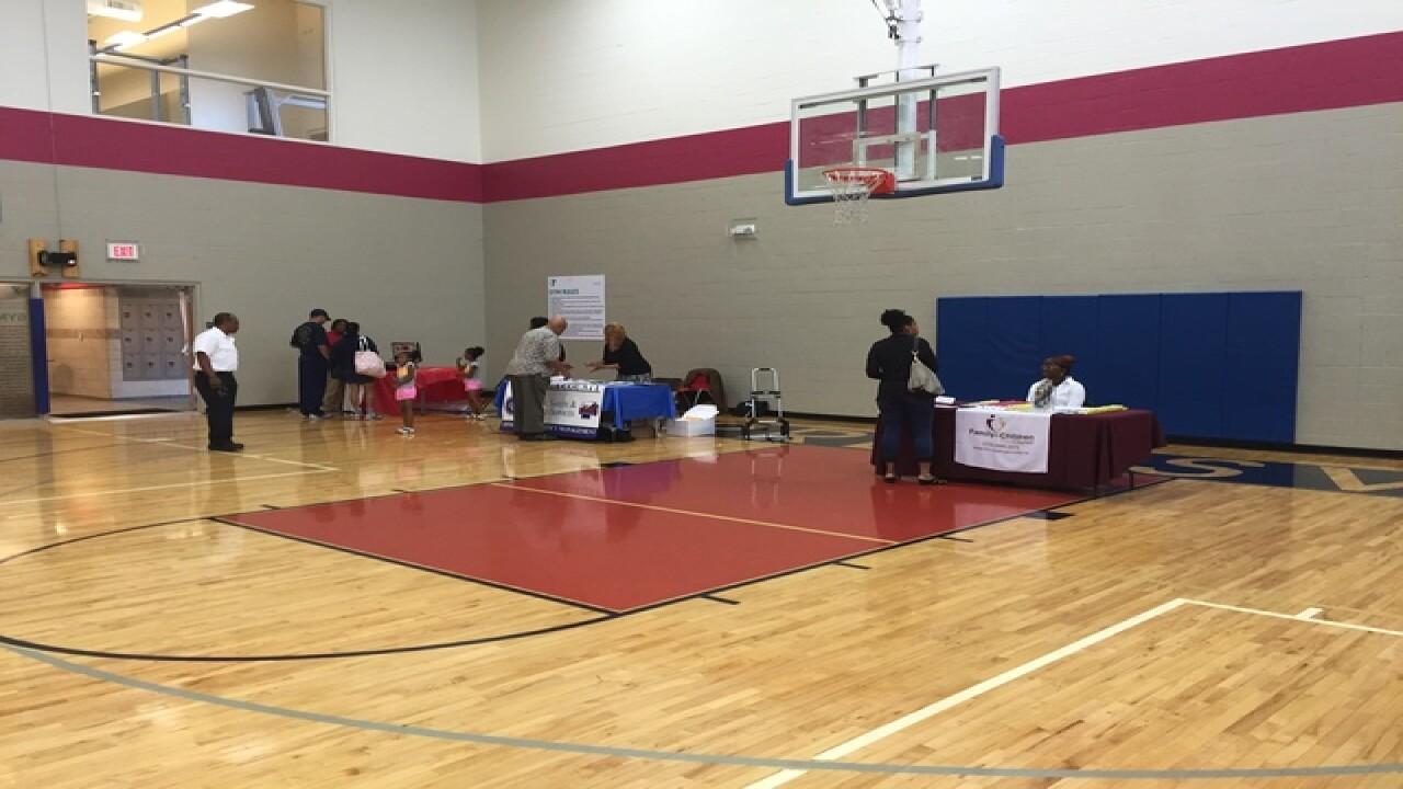 Local YMCA hosts Emergency Preparedness Day