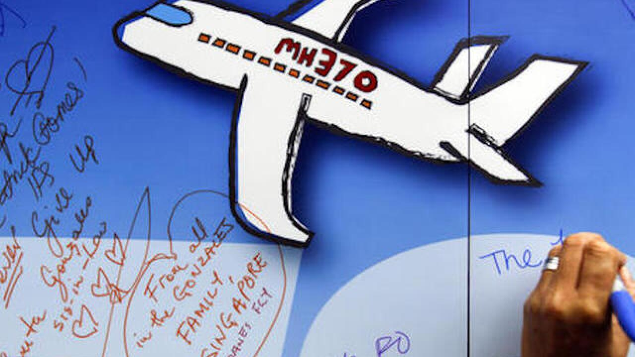 Malaysia confirms Flight 370 course was on pilot's simulator