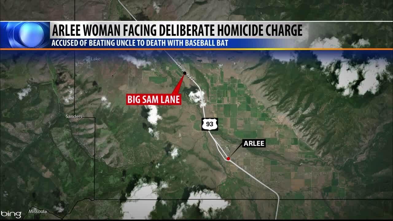 Arlee Murder Map