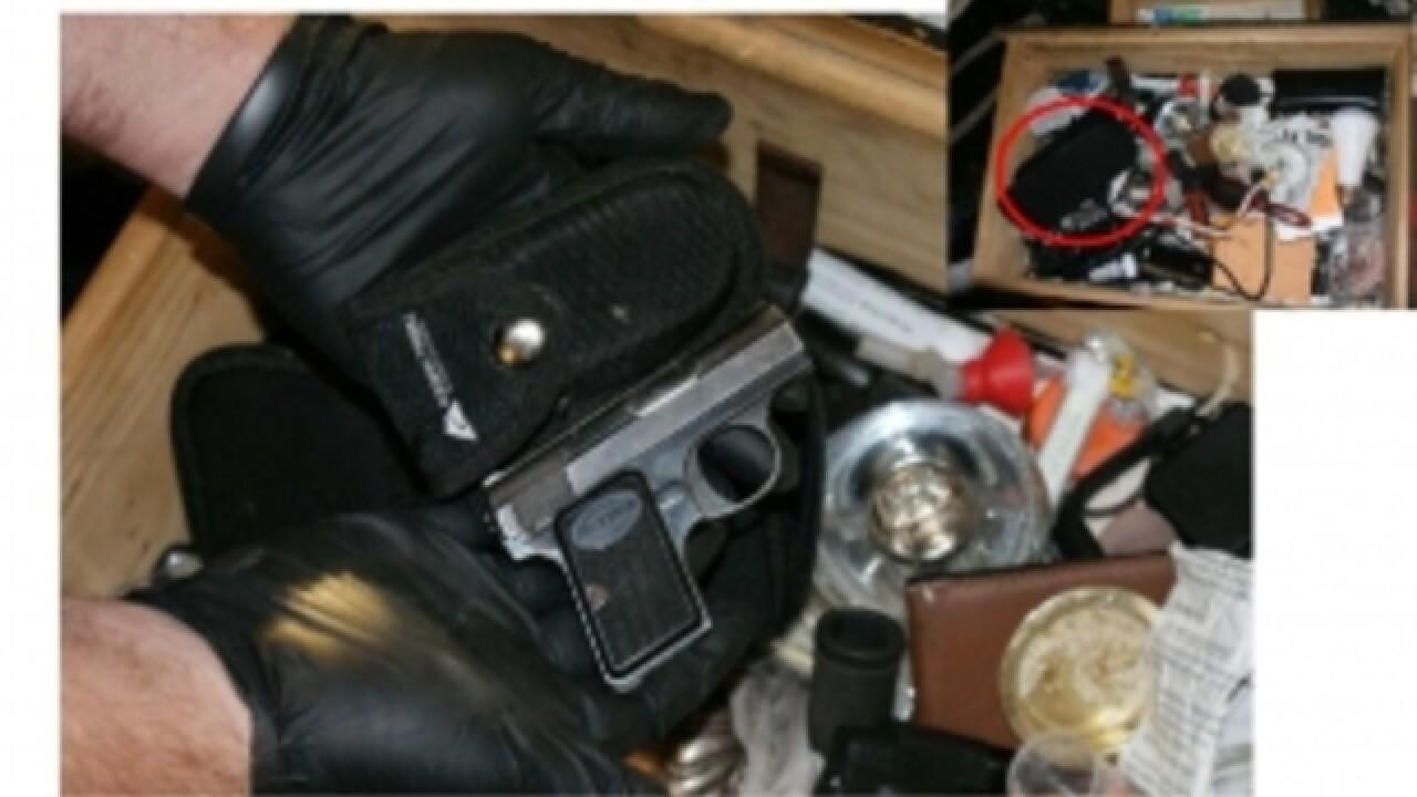 North County gang crackdown nets drugs, guns