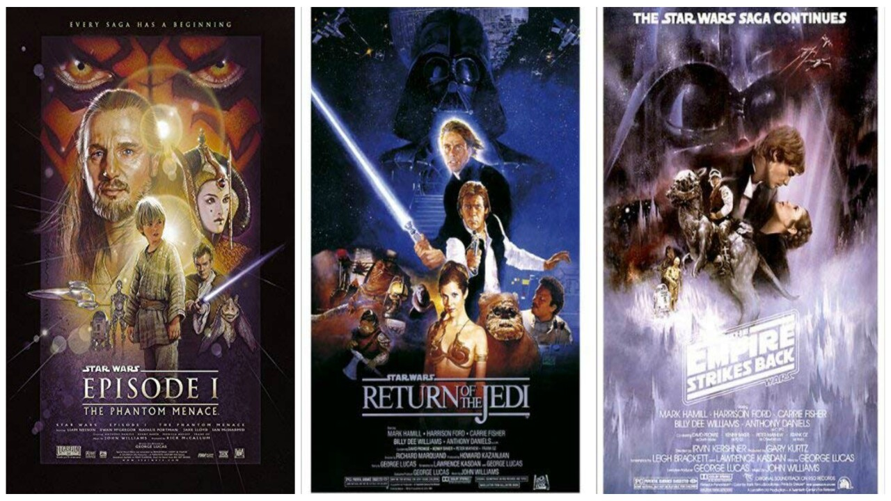 You could get paid $1,000 to watch all the 'Star Wars' movies back to back