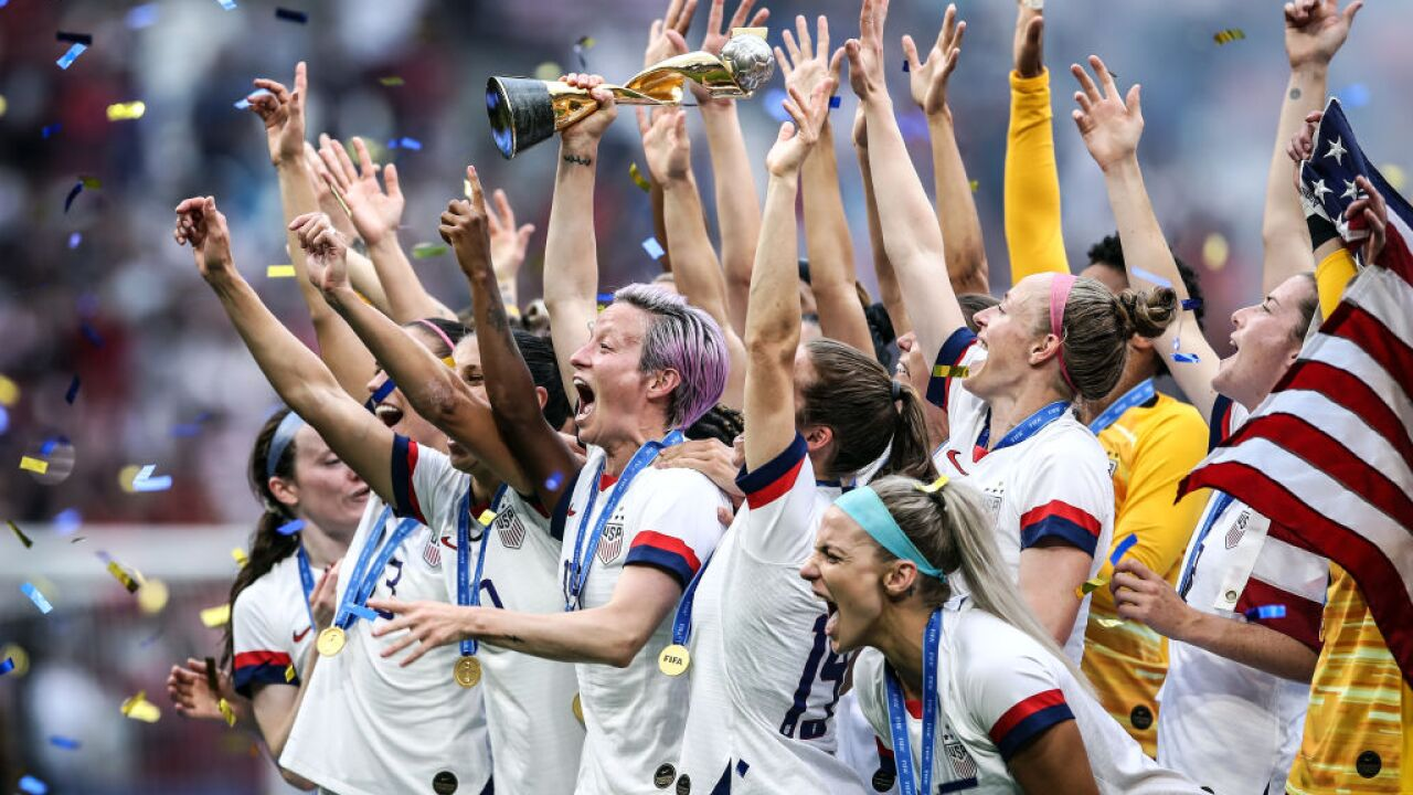 Secret deodorant to contribute $529,000 to US women's soccer to address pay gap