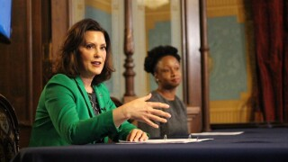 Whitmer, top advisers discuss state's COVID-19 response over past 6 months