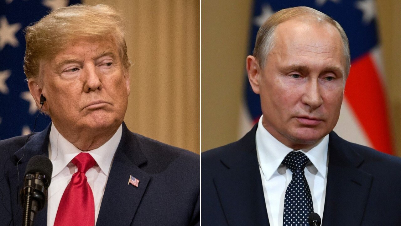 Trump and Putin spoke, discussed Mueller report
