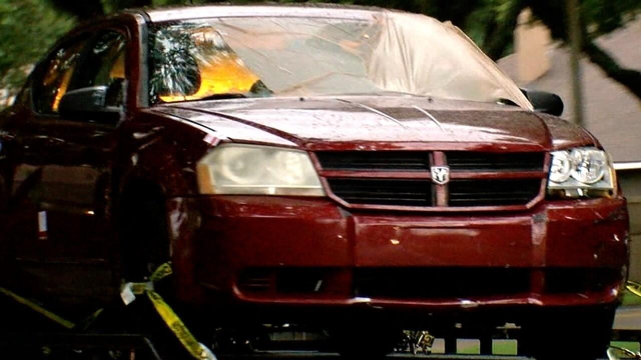 New Tampa Blvd at Wood Sage closed due to crash